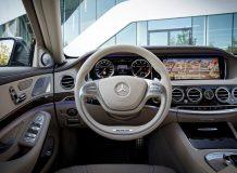 Фото салона Mercedes S 65 AMG W222