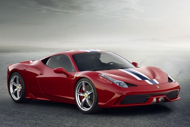 Фото Ferrari 458 Speciale 2014