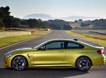 Фото новой BMW M4 (F82)