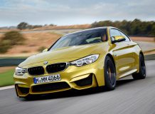 Фото BMW M4 Coupe F82 2016