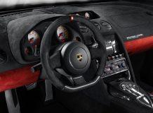 Lamborghini LP 570-4 Squadra Corse фото салона