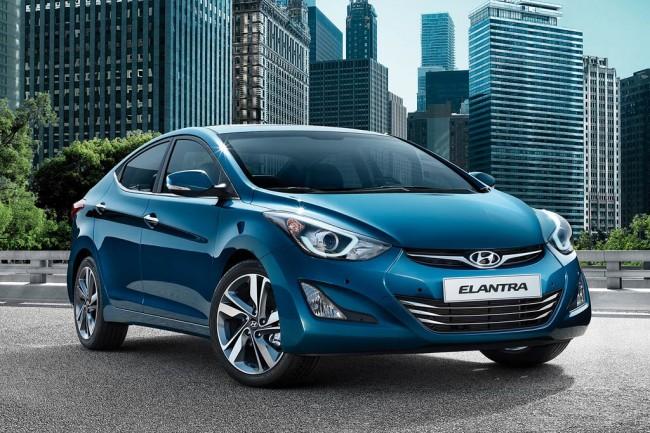 Hyundai Elantra 5 (MD)