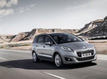 Peugeot 5008 фото