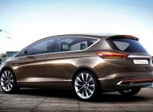 Ford S-Max Concept фото