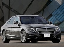 Mercedes-Benz S500 Plug-In Hybrid фото