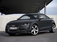 Фото Audi TTS Coupe Competition