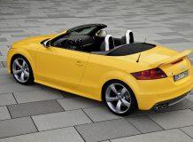 Audi TTS Roadster Competition фото