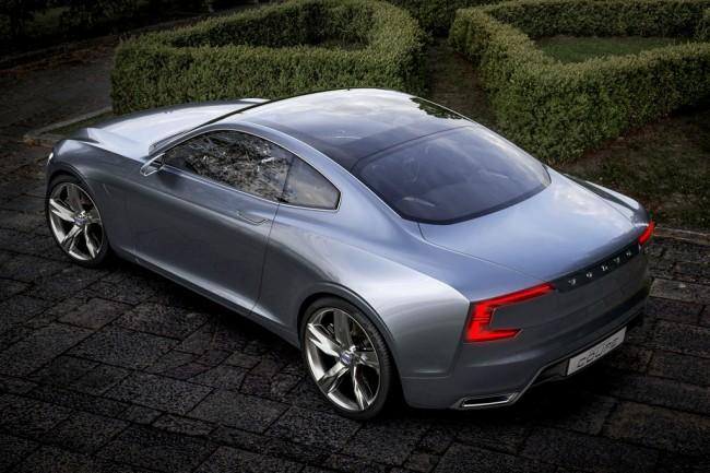 Фото Volvo Concept Coupe