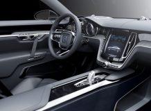 Фото салона Volvo Concept Coupe