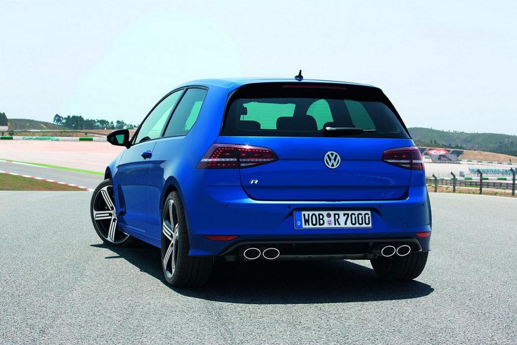Volkswagen Golf 7 R фото