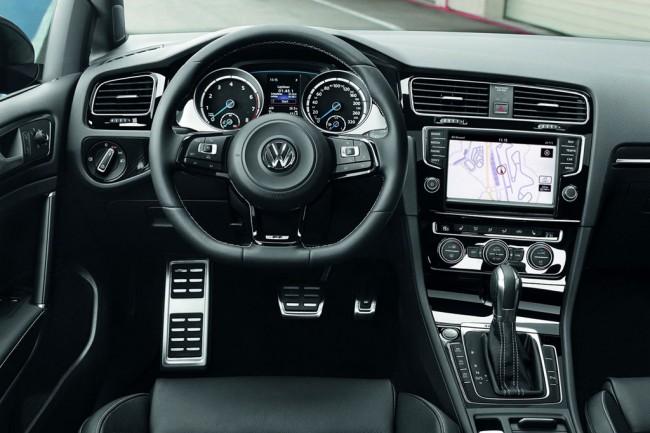 Салон Volkswagen Golf 7 R