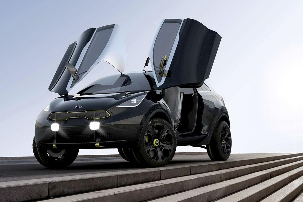 KIA Niro Concept фото