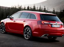 Opel Insignia OPC Sports Tourer фото