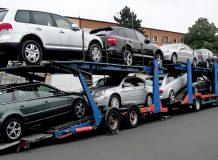 Доставка автомобилей по России