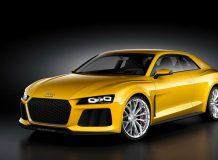 Audi Sport Quattro Concept фото
