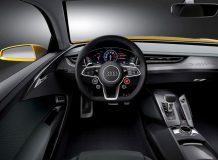 Фото салона Audi Sport Quattro Concept