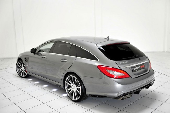 Фото Brabus 850 Shooting Brake 6.0 Biturbo 4MATIC