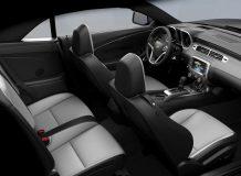 Интерьер Camaro Convertible фото