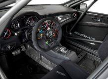 Фото салона Mercedes CLA 45 AMG Racing Series