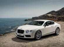 Bentley Continental GT V8 S фото