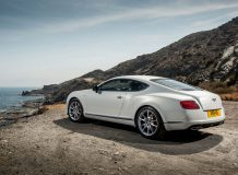 Фото Бентли Континенталь GT V8 S