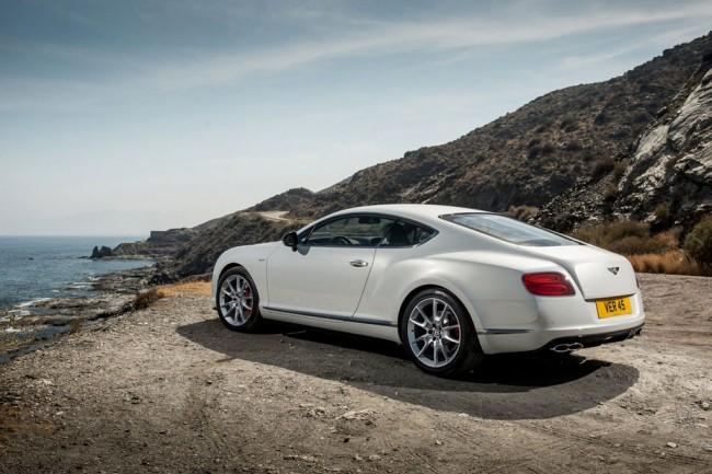 Bentley Continental GT V8 S фото