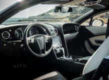 Фото салона Бентли Континенталь ГТ V8 S