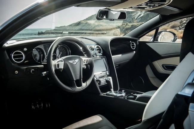 Фото салона Бентли Континенталь GT V8 S