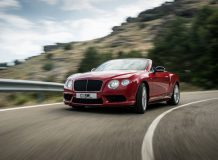 Фото Bentley Continental GT V8 S кабриолет