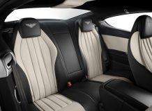 Интерьер Bentley Continental GT V8 S