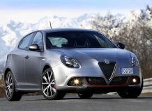 Alfa Romeo Giulietta Veloce фото