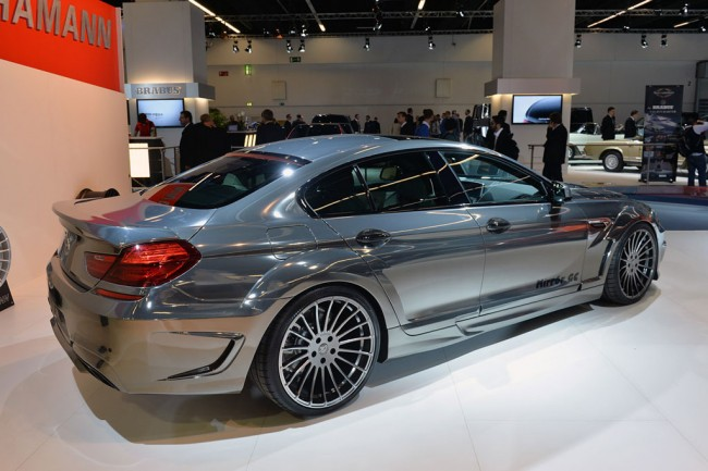 Фото Hamann BMW M6 Gran Coupe Mirr6r