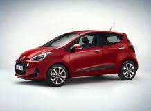 Новый Hyundai i10 2017 фото
