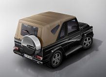 Mercedes G-Class Cabrio фото