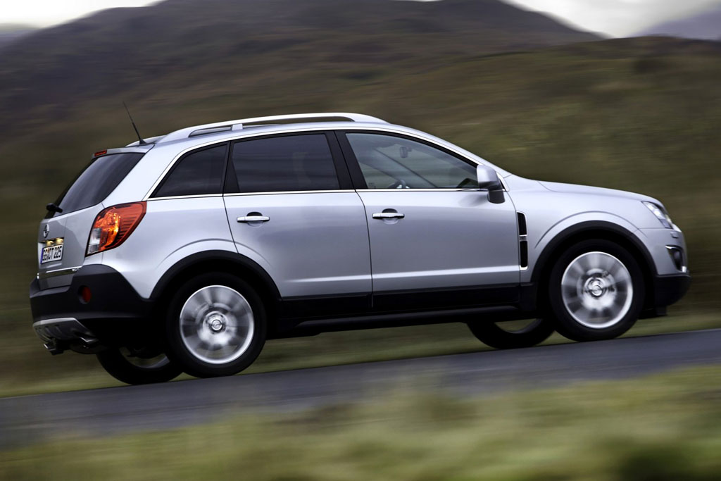Opel Antara 2013 фото