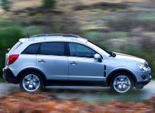 Фото Opel Antara 2012-2013