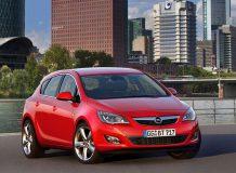 Opel Astra J фото