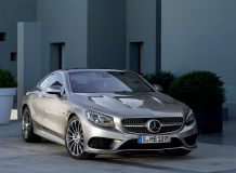 Mercedes S-Class Coupe фото