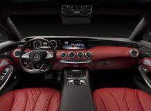 Фото салона Mercedes S-Class Coupe C217