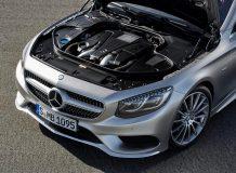 Двигатель Mercedes-Benz S-Class Coupe