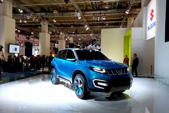 Фото Suzuki iV-4 Concept