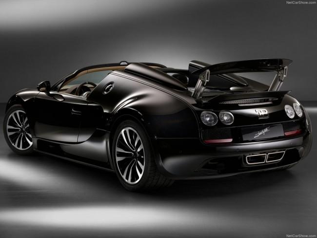 Фото Bugatti Veyron Jean Bugatti