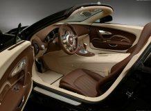 Фото салона Bugatti Veyron Jean Bugatti