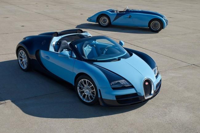 Фото Bugatti Veyron Jean-Pierre Wimille