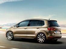 Volkswagen Golf Sportvan фото