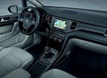 Фото салона VW Golf Sportsvan