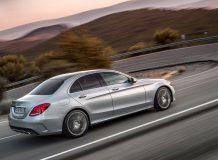 Mercedes C-Class W215 фото