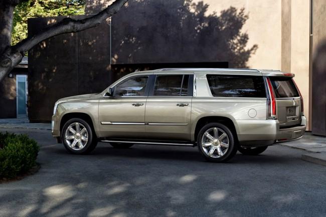 Удлиненный Cadillac Escalade ESV