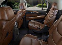 Интерьер Cadillac Escalade 4