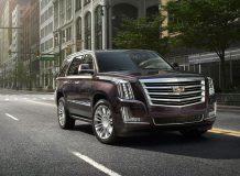 Cadillac Escalade Platinum 2017 фото